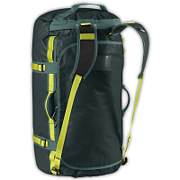 The North Face BASE CAMP DUFFEL DARKEST SPRUCE/SILVER PINE GREEN