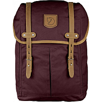 FJALLRAVEN RUCKSACK № 21 MEDIUM DARK GARNET