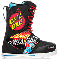 32 SANTA CRUZ LASHED BLACK/PRINT