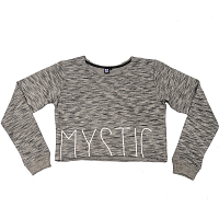 Mystic MUSE SWEAT Neutral Grey Melee