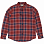 Billabong FREMONT FLANNEL RED