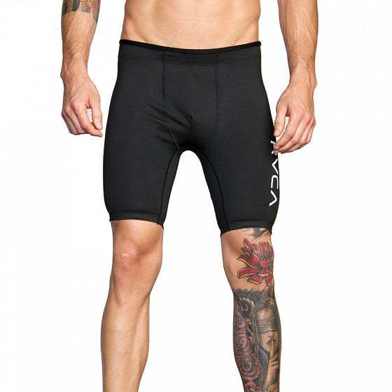 RVCA COMPRESSION SHORT SS17 от RVCA в интернет магазине www.traektoria.ru - 2 фото