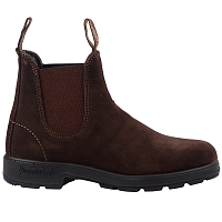 BLUNDSTONE 1458 BROWN SUEDE