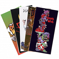 Deathwish SP19 ONE OFFS STICKER ASSORTED