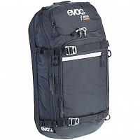 EVOC ZIP-ON ABS PRO BLACK