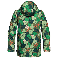 DC SERVO YOUTH JKT B SNJT CHIVE LEAF CAMO YOUTH