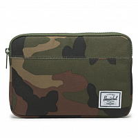 Herschel ANCHOR SLEEVE FOR MACBOOK WOODLAND CAMO 2