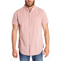 Billabong LAKOTA SHIRT SS Cardinal Red