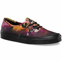 Vans Authentic (Ombre Floral) black/black