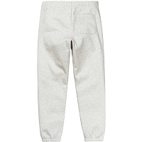 Carhartt CHASE SWEAT PANT ASH HEATHER / GOLD