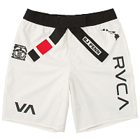 RVCA BJ LEGEND White