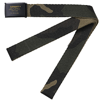 Carhartt MILITARY PRINTED BELT CAMO LAUREL