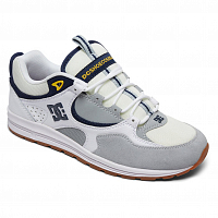 DC KALIS LITE M SHOE WHITE/GREY/YELLOW