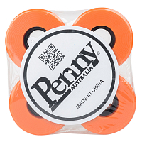 Penny Wheels ORANGE SOLID