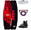 Jobe LOGO WAKEBOARD & UNIT BINDINGS PACKAGE ASSORTED