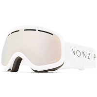 VonZipper SKYLAB WHITE GLOSS / WILD GOLD CHROME