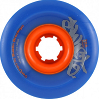 Bustin Swift Wheels Blue / Orange
