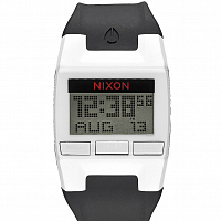 Nixon COMP WHITE/BLACK