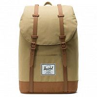 Herschel RETREAT Kelp/Saddle Brown