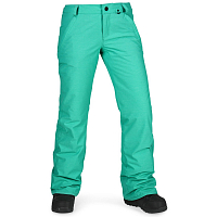 Volcom FROCHICKIE INS PNT TEAL GREEN