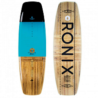 Ronix TOP NOTCH NU CORE 2.0 Black / Blue / Wood