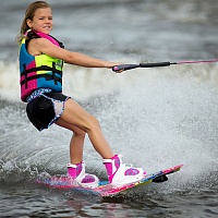 Ronix August PINK / TROPICAL EXPRESS