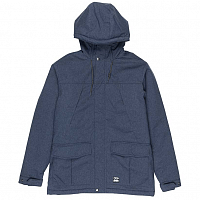Billabong ALVES 10K JACKET NAVY HEATHER