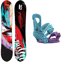 Burton W ALL-MOUNTAIN PACKAGE 4 0