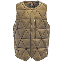 Holden PYRAMID DOWN VEST Olive