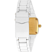 Nixon The Small Player ALL WHITE/GOLD