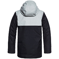 DC DEFY YOUTH JKT  B SNJT BLACK