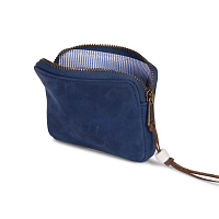 Herschel OXFORD POUCH LEATHER RFID RIVERSIDE