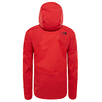 The North Face M FUSE BRIG JKT FIERY RED FUSE (FET)
