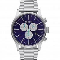 Nixon Sentry Chrono PURPLE