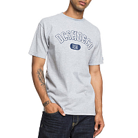 DC ARCH SS TEE M TEES GREY HEATHER