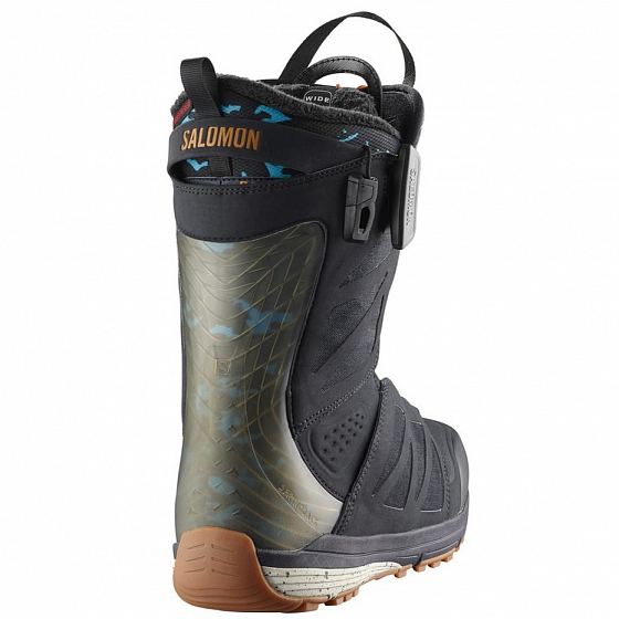 Ботинки для сноуборда SALOMON HI-FI WIDE FW18 от Salomon в интернет магазине www.traektoria.ru - 2 фото