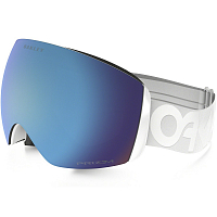 Oakley FLIGHT DECK FACTORY PILOT WHITEOUT/PRIZM SAPPHIRE IRIDIUM