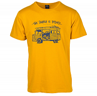 Rip Curl WAGON S/S TEE GOLDEN YELLOW