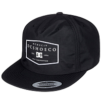 DC SPIDAL M HATS BLACK