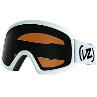 VonZipper TRIKE WHITE GLOSS / BRONZE