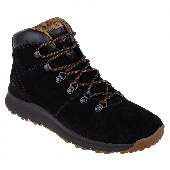 Ботинки TIMBERLAND WORLD HIKER MID FW19 от TIMBERLAND в интернет магазине www.traektoria.ru - 2 фото