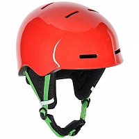 Dainese B-ROCKS HELMET LIGHT-RED/EDEN-GREEN