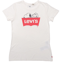 LEVIS THE PERFECT TEE SNOOPY A CLOUD DA