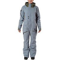 Airblaster Women's Freedom Suit STORM BLUE