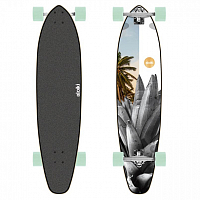 Aloiki Longboards BANNY KICKTAIL COMPLETE 9,25