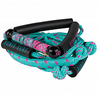 Ronix WOMEN'S SURF ROPE - 10 PINK