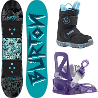 Burton LITTLE KIDS PACKAGE 1 0