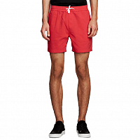 Makia ASTERN HYBRID SHORTS RED