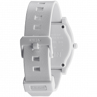 Nixon Time Teller P ALL WHITE SHADOW