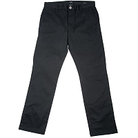 RVCA WEEKEND STRETCH PANT BLACK